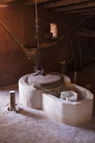 Traditional Berber Mill at Morocco Stock Images