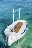 Traditional boat  in the balearic islands Royalty Free Stock Photo