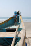 Traditional boat of GOA Royalty Free Stock Photo
