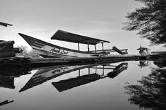 Traditional Boat stock photography