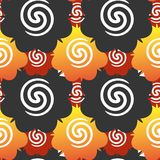 Borneo rose color pattern background Stock Photos