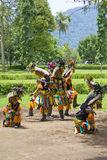 Traditional Borobudur Dance Stock Images
