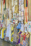 Traditional Brazilian Clothes on Sell Natal Brazil Royalty Free Stock Photos