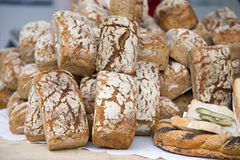 Traditional bread Royalty Free Stock Images