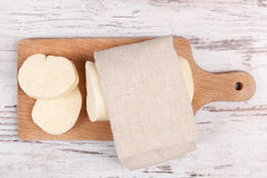 Traditional bread dumplings. Royalty Free Stock Image