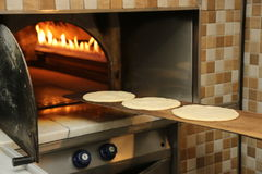 Traditional Bread Oven Stock Image