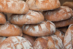 Traditional bread in polish food Stock Images