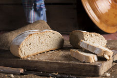 Traditional bread Royalty Free Stock Photo