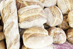 Traditional breads Stock Photo