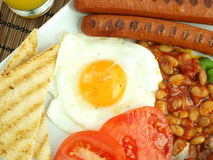 Traditional Breakfast Stock Photos