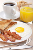 Traditional breakfast Stock Photo