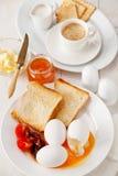 Traditional breakfast Royalty Free Stock Photos