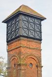 Traditional Brick Water Tower Stock Images