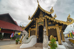 Traditional Buddhist Temple in Thailand Stock Images