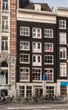 Traditional building in Amsterdam Stock Image