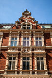 Traditional building architecture in Poland Royalty Free Stock Images