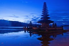 Traditional Building at Bali Stock Photos