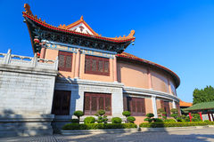 Traditional building in China Royalty Free Stock Photos