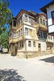 Traditional Building. Old Traditional Building from Tarakli, Turkey Royalty Free Stock Photos