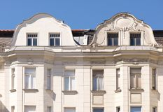 Building detail Royalty Free Stock Photo