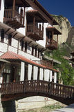 Traditional Bulgarian architecture Royalty Free Stock Images