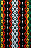 Traditional bulgarian embroidery Royalty Free Stock Photos