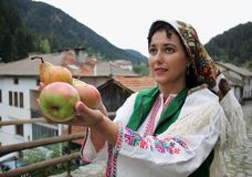 Traditional Bulgarian Folklore Royalty Free Stock Images