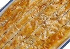 Traditional bulgarian pumpkin pastry - banitza Stock Photo