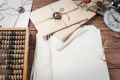 Traditional business concept Stock Photography