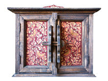 Traditional Cabinet Royalty Free Stock Photos