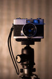 Traditional camera Stock Photos