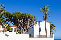 Traditional Canarian Architecture Stock Photos