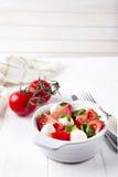 Traditional caprese salad Stock Photography
