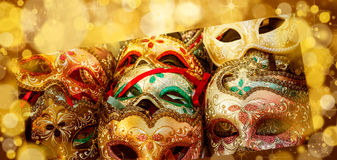 Traditional carnival mask Royalty Free Stock Photography
