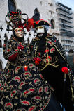 Traditional Carnival Venice mask Stock Photography