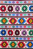 The traditional carpet from city Kotel, Bulgaria Stock Photo