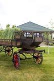 Traditional cart Stock Photos