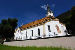 Traditional catholic church Royalty Free Stock Images