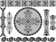 Traditional celtic style vector illustration