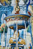 Traditional Ceramic Detail In Spain. Royalty Free Stock Photos