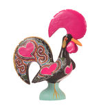 Traditional Ceramic Rooster Stock Photography