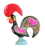 Traditional Ceramic Rooster Royalty Free Stock Photo