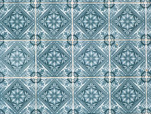 Traditional Ceramic Tiles in Alcobaca (Portugal). Traditional Ceramic Tiles (Azulezos) in Alcobaca (Portugal) UNESCO Royalty Free Stock Photos