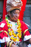 Traditional ceremony, Nepal Royalty Free Stock Photography