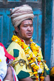 Traditional ceremony, Nepal Stock Photography
