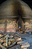 Traditional Charcoal factory, Sepetang, Malaysia Stock Image
