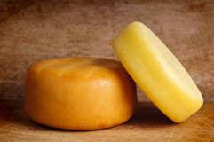 Traditional cheese Stock Photo