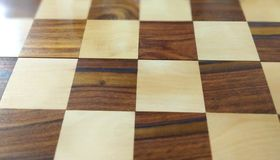 The traditional chess board texture. royalty free stock photography
