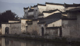 Traditional Chinese Ancient Architecture Stock Images