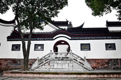 Traditional chinese architecture Stock Photography